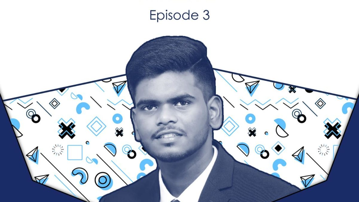 Podcast Series by E-Cell: The Building Blocks of Business-E03
