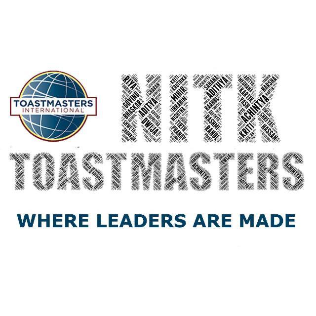 Beat the quarantine with NITK Toastmasters Club!