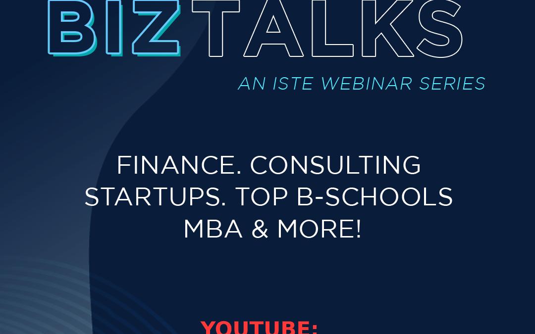 BizTalks: ISTE NITK