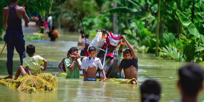 Assam Floods: A Deluge of Despair