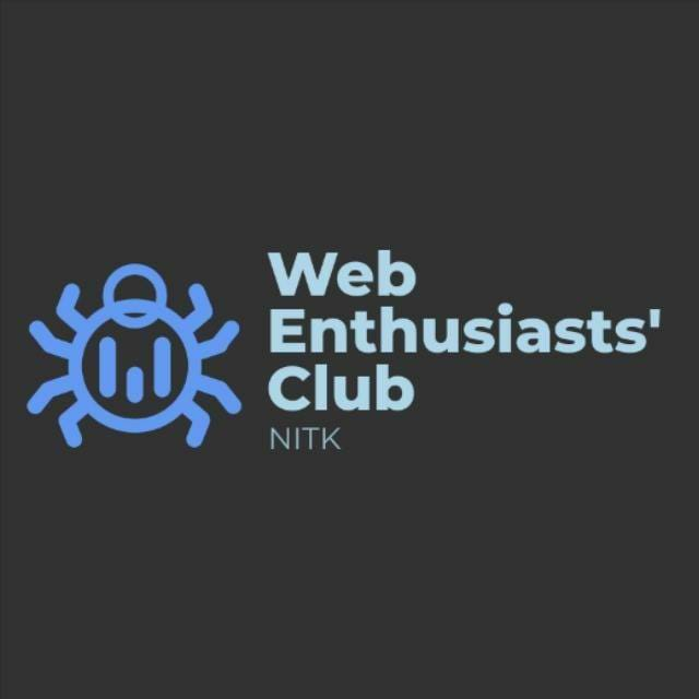 Web Enthusiasts' Club is now recruiting!