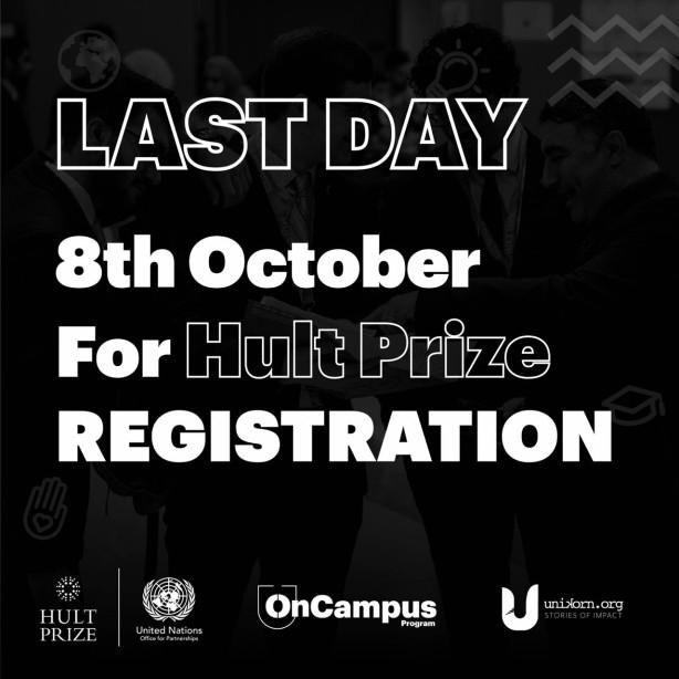 Hult Prize Registration