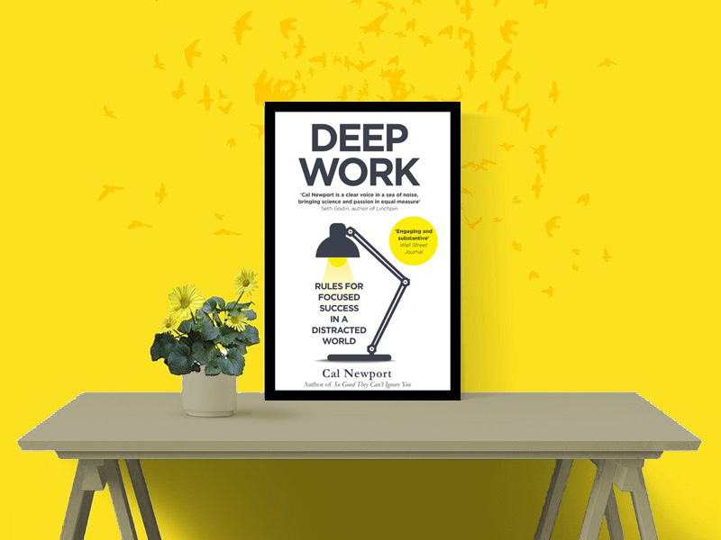 Book Review Series: Deep Work